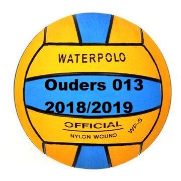 Sponsor Wedstrijdbal Onder de 13  - De Albatros 31-03-2019