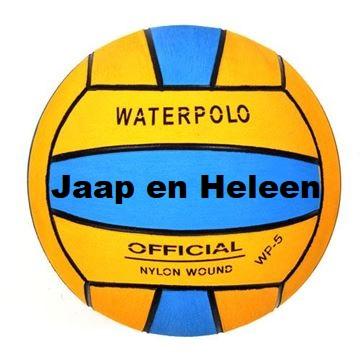 Sponsor Wedstrijdbal Dames 1 - De Vaart 08-11-2019