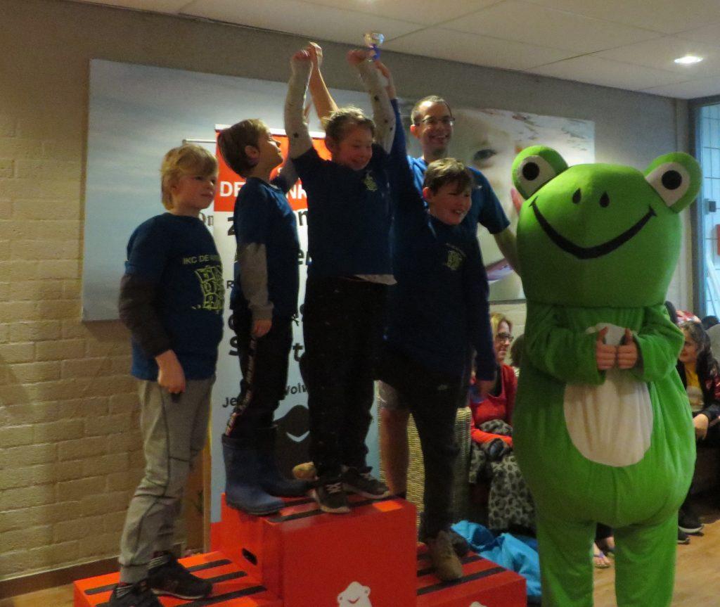 winnaar groep 5/6 - de achtbaan